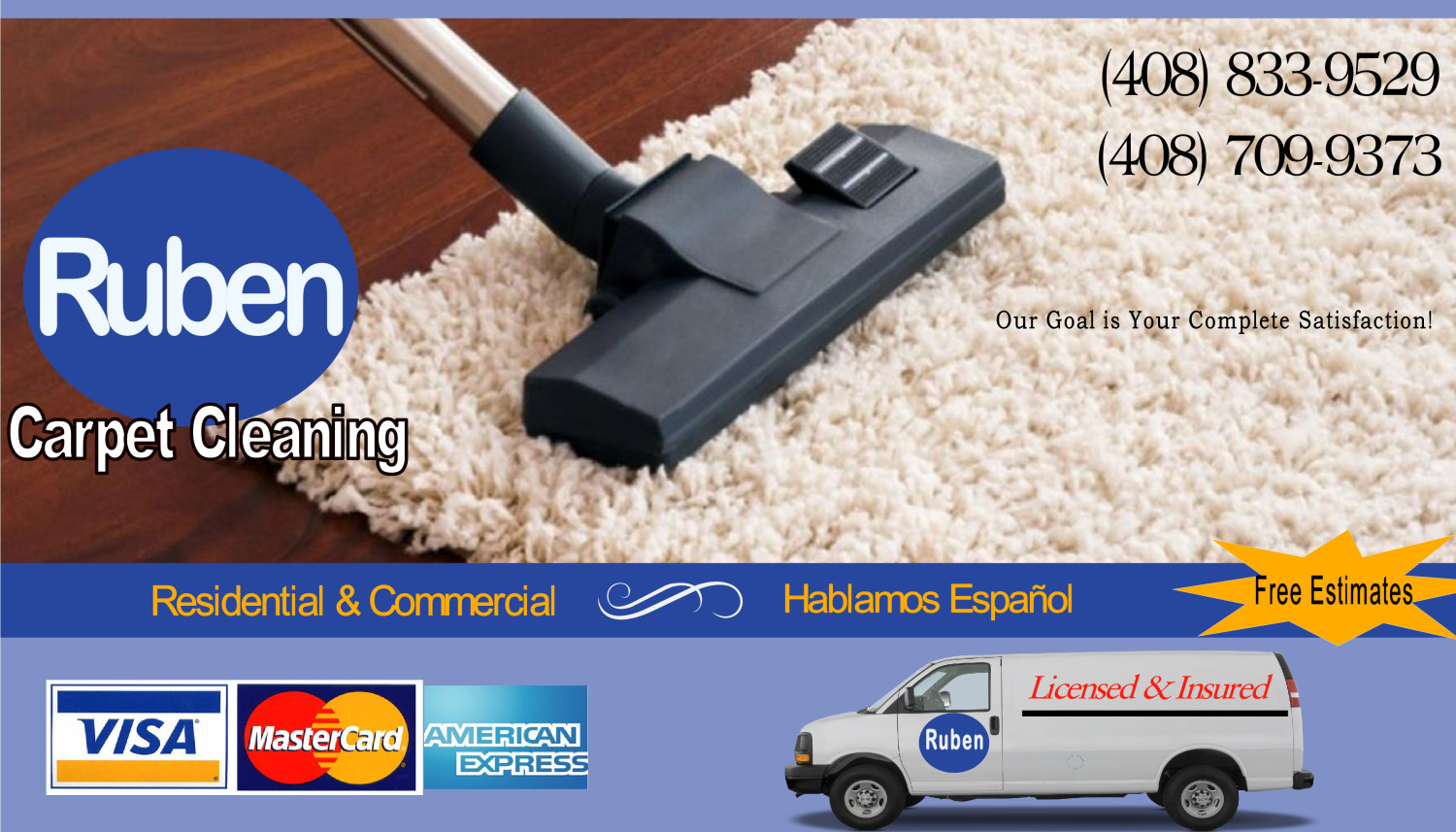 Ruben Carpet Cleaning Bay Area